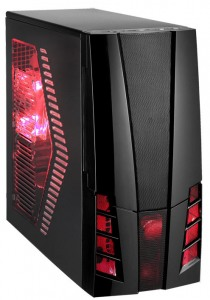 Autograph 907 ArmorX Black (Red LED)