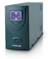 Vivaldi Advance 650VA_W (белый)